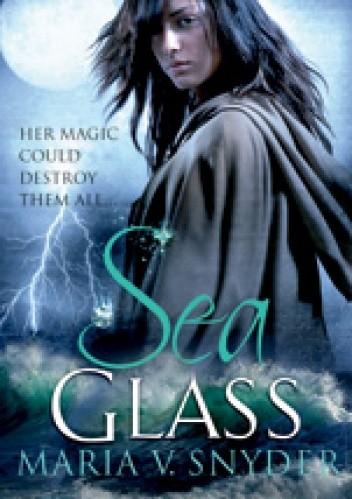 Okładka książki Sea Glass