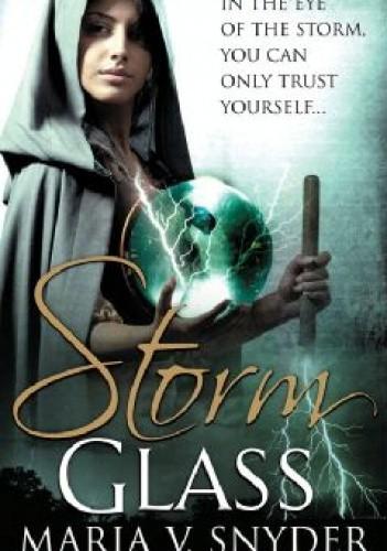 Okładka książki Storm Glass