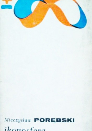 Okładka książki Ikonosfera