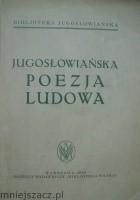 Jugosłowiańska poezja ludowa
