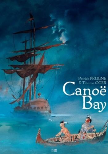 Okładka książki Canoë Bay