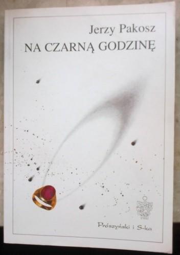 Okładka książki Na czarną godzinę