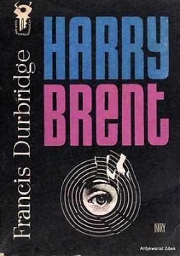 Okładka książki Harry Brent