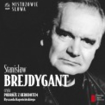 Okładka książki Stanisław Brejdygant czyta PODRÓŻE Z HERODOTEM
