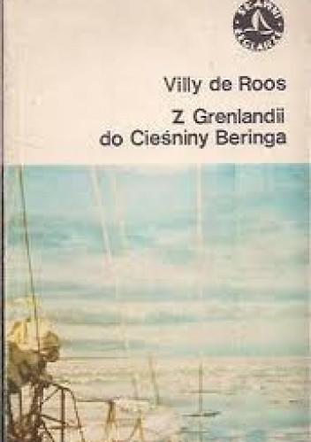 Okładka książki Z Grenlandii do Cieśniny Beringa