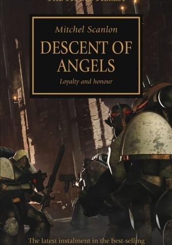 Okładka książki Descent of Angels