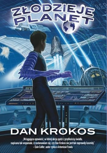 Okładka książki Złodzieje Planet
