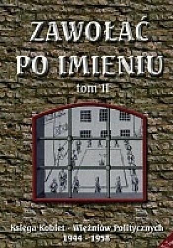 Okładka książki Zawołać po imieniu, tom 2