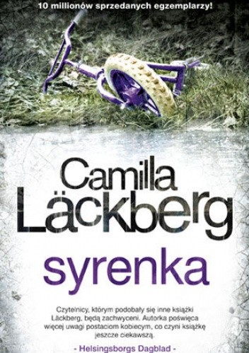 Okładka książki Syrenka