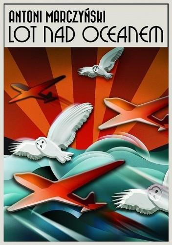 Okładka książki Lot nad oceanem