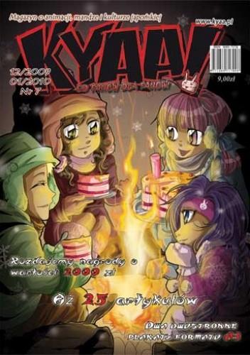 Okładka książki Kyaa! nr 7