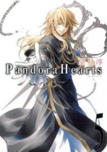 Okładka książki Pandora Hearts: tom 5