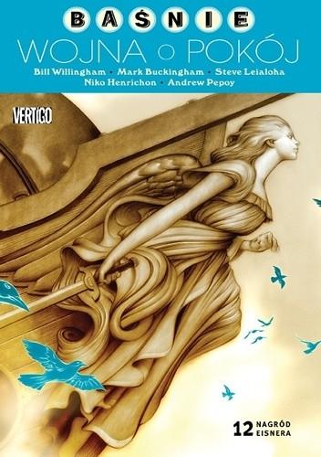 Okładka książki Baśnie: Wojna o pokój