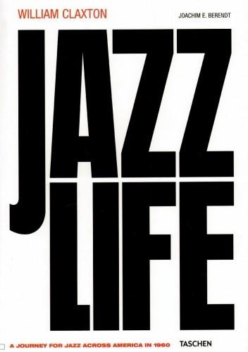 Okładka książki JazzLife