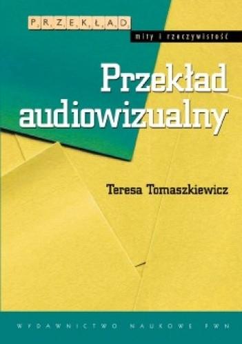 Okładka książki Przekład audiowizualny