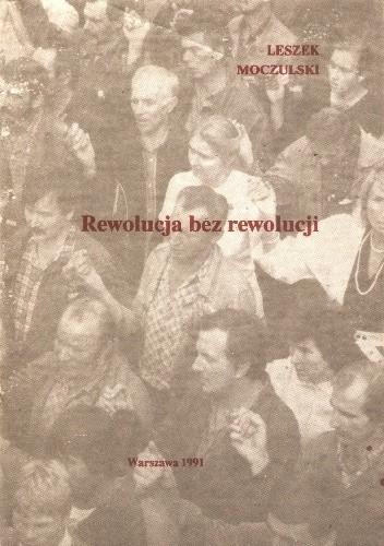 Okładka książki Rewolucja bez rewolucji