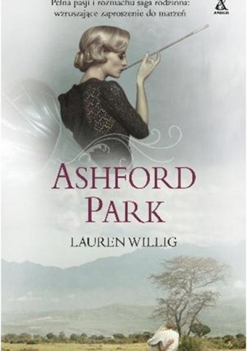 Okładka książki Ashford Park