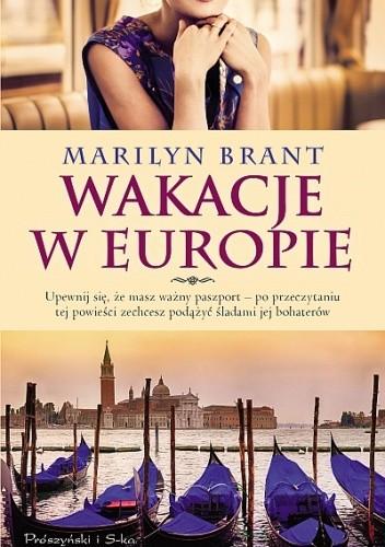 Okładka książki Wakacje w Europie