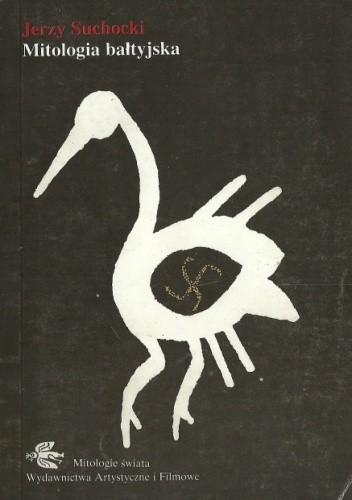 Okładka książki Mitologia bałtyjska
