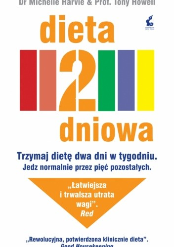 Okładka książki Dieta 2-dniowa