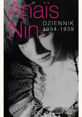 Okładka książki Dziennik 1934-1939