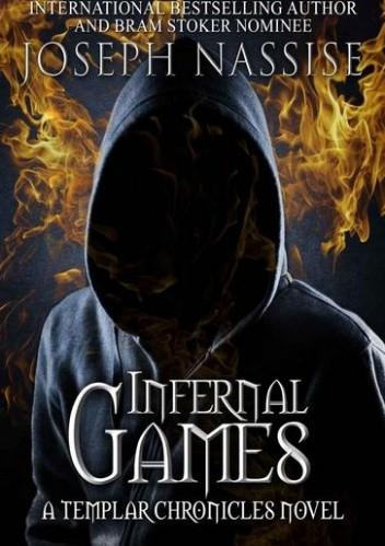 Okładka książki Infernal Games