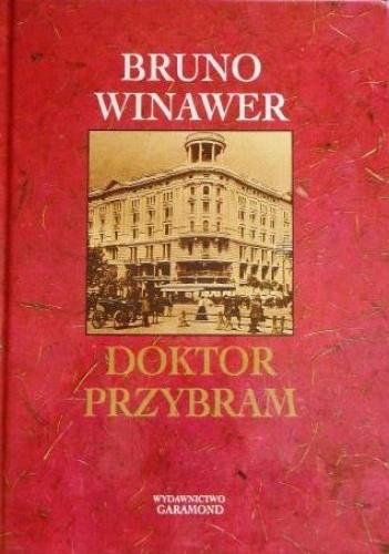 Okładka książki Doktor Przybram