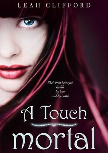 Okładka książki A Touch Mortal