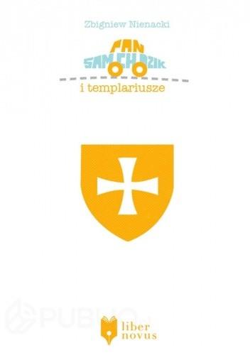 Okładka książki Pan Samochodzik i templariusze