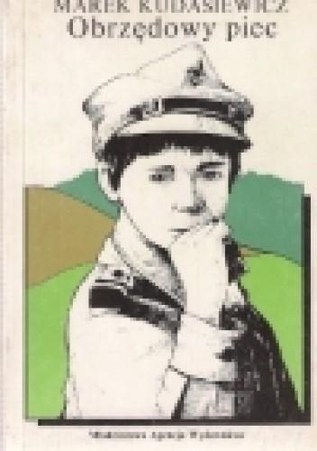 Okładka książki Obrzędowy piec. Zwyczaje, obrzędy, tradycje harcerskie