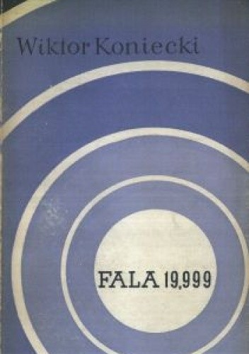 Okładka książki Fala 19,999
