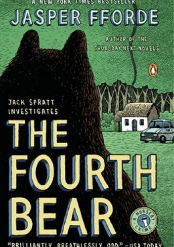 Okładka książki The Fourth Bear
