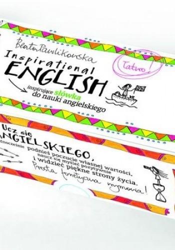 Okładka książki Inspirational english