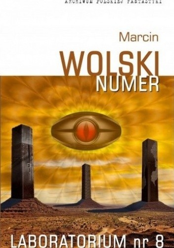 Okładka książki Numer. Laboratorium nr 8