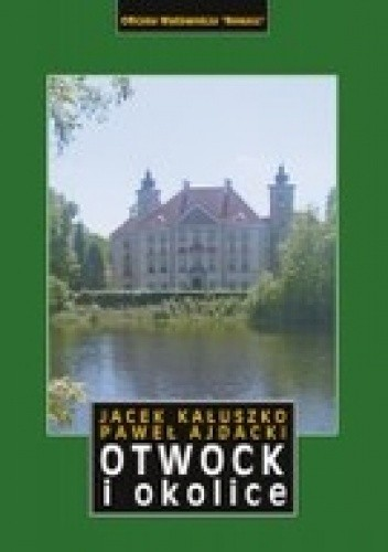 Okładka książki Otwock i okolice. Przewodnik