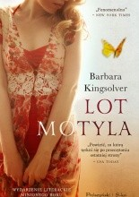 Lot motyla - Barbara Kingsolver