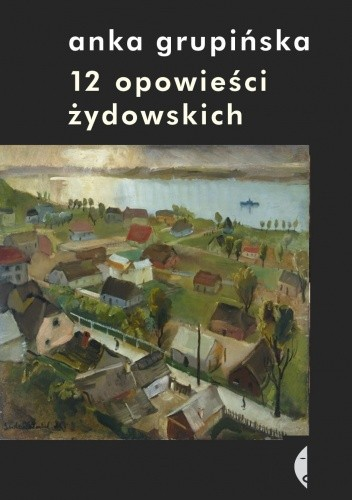 Okładka książki 12 opowieści żydowskich