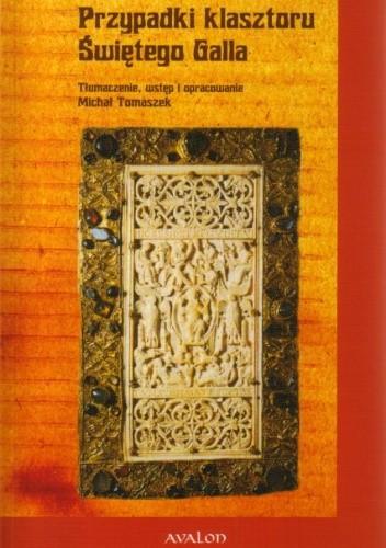 Okładka książki Przypadki klasztoru Świętego Galla
