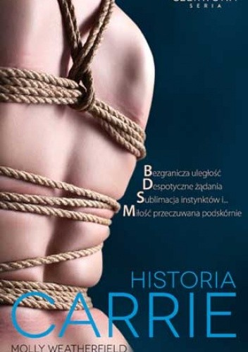 Okładka książki Historia Carrie