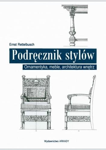 Okładka książki Podręcznik stylów