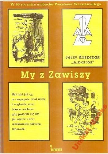 Okładka książki My z Zawiszy