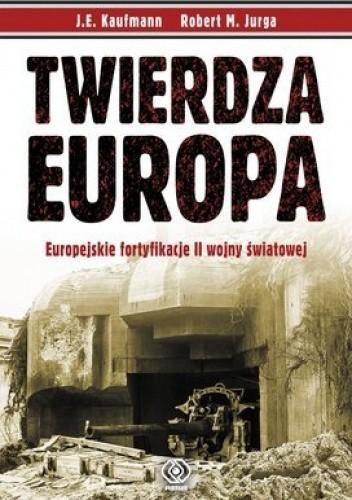 Okładka książki Twierdza Europa