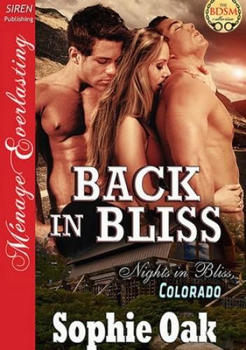 Okładka książki Back in Bliss