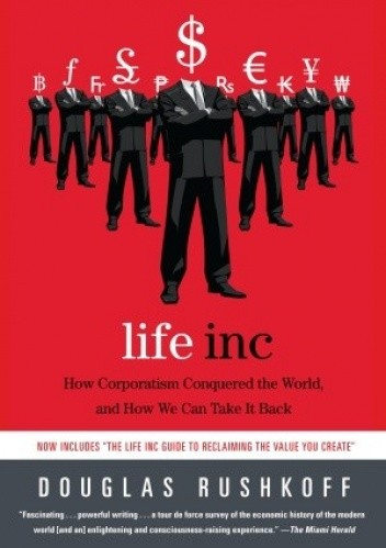 Okładka książki Life Inc.