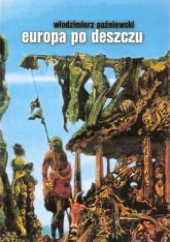Okładka książki Europa po deszczu 1