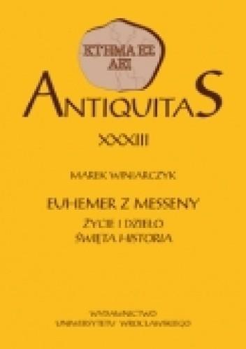 Okładka książki Euhemer z Messeny. Życie i dzieło Święta historia