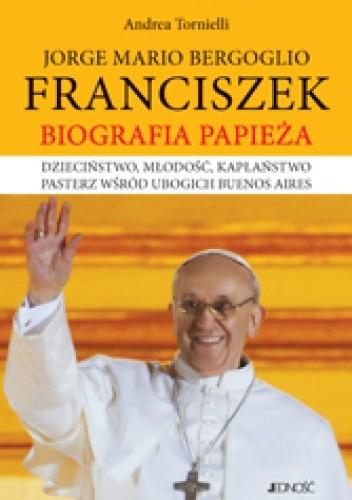 Okładka książki Franciszek. Biografia papieża