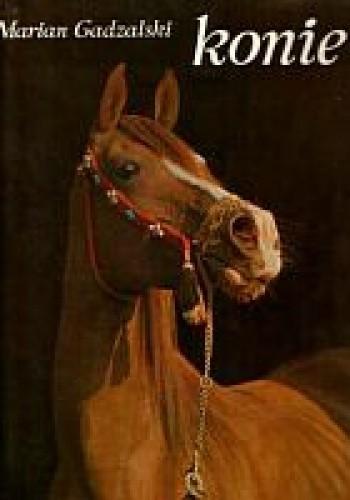 Okładka książki Konie