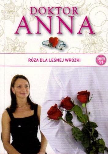 Okładka książki Róża dla leśnej wróżki