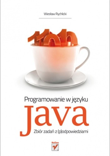 Okładka książki Programowanie w języku Java. Zbiór zadań z (p)odpowiedziami.